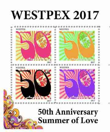 2017 WESTPEX 50th Anniversary Summer of Love