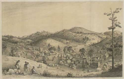 Sonora in 1852