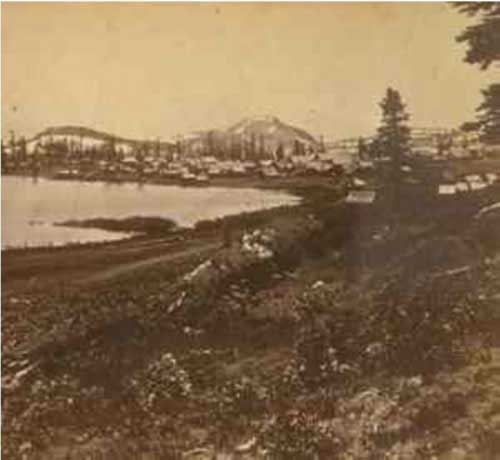 Meadow Lake, CA, ca 1868