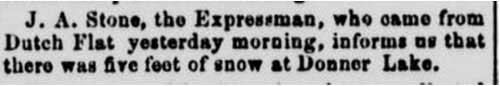 Dec 3, 1864 Marysville Daily Appeal