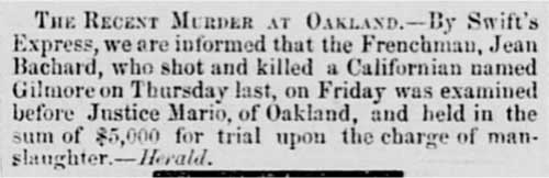May 22, 1855 Sacramento Daily Union Article