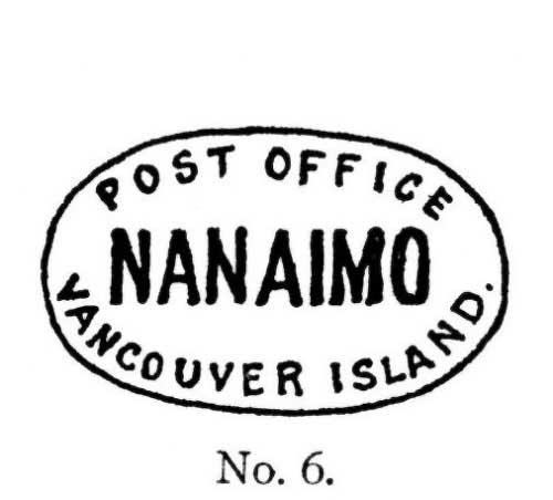 BC/VI Handstamps No. 6