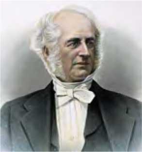 Cornelius Vanderbilt Transportation Tycoon 1794-1877