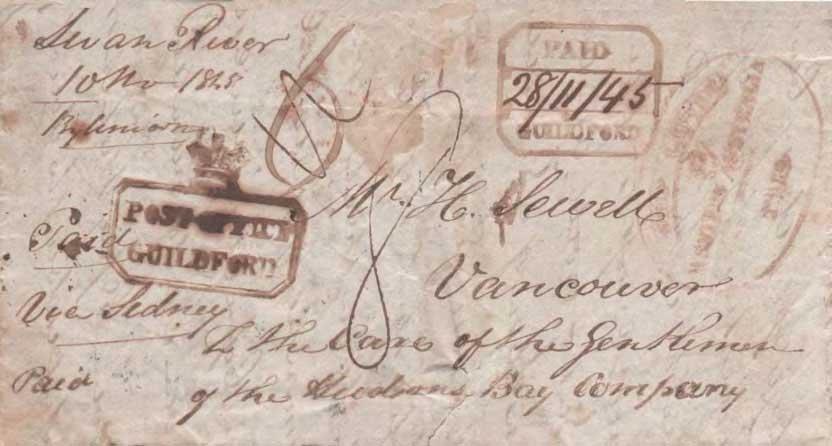 Pg29 3 7 November 10 1845 Letter