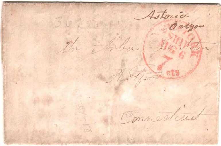 Pg29 3 8 July 11 1847 Letter