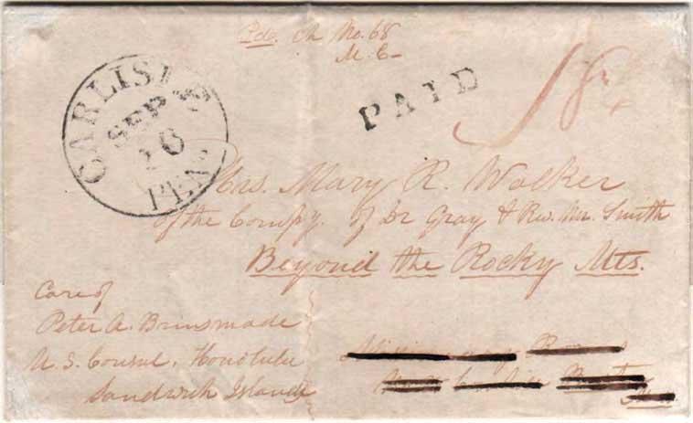 Pg31 3 10 September 26 1838 Letter