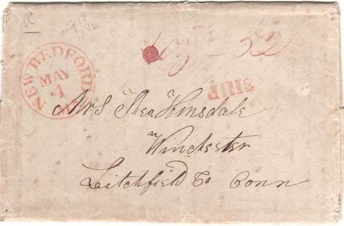Pg32 3 12 August 17 1842 Letter