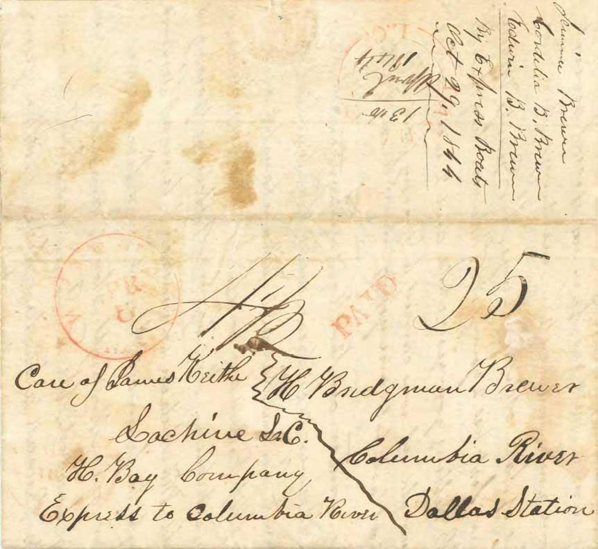 Pg39 3 20 April 6 1844 Letter