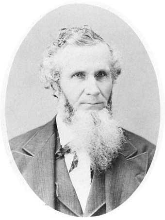 Joel Palmer, Oregon Pioneer (1810-1881)
