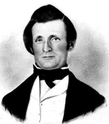 Almon Babbitt, Mormon Expressman, 1812-1856