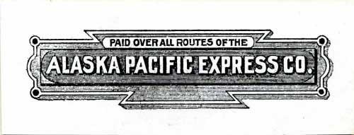 Alaska Pacific Express, Frank