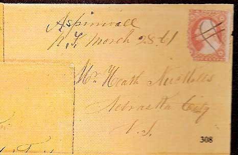 Aspinwall 1861 03 28