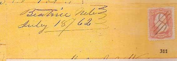 Beatrice 1862 07 18