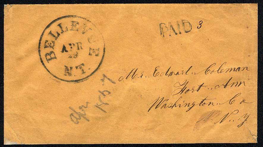 Bellevue 1857 04 29