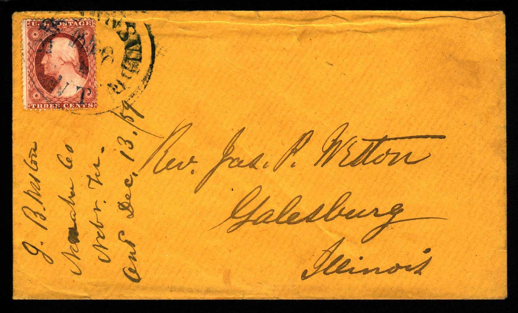 Brownsville 1859 12 08