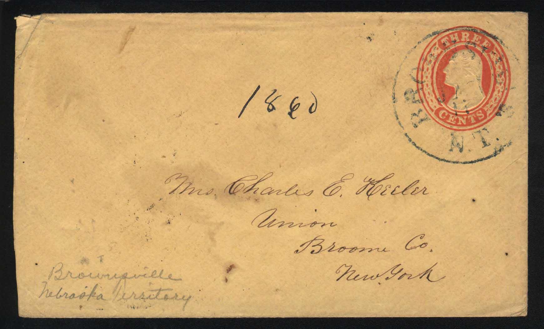 Brownsville 1860 01 11