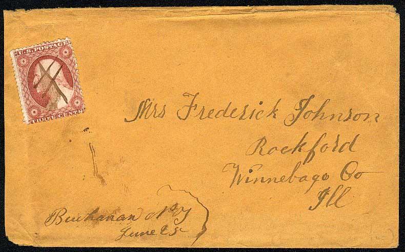 Buchanan 1859 06 25