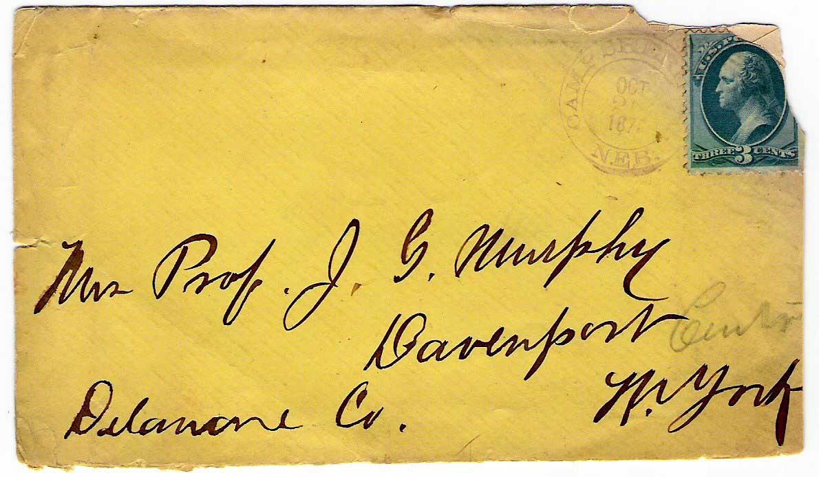 CampSheridan 1878 10 26