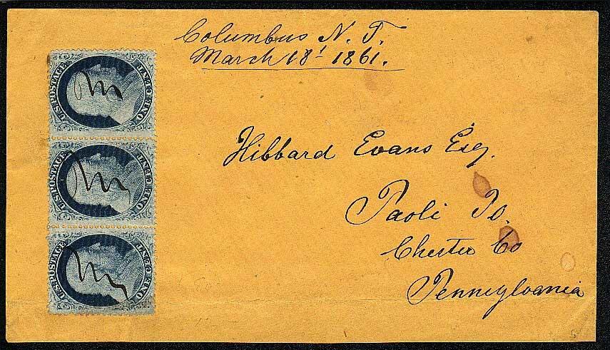 Columbus 1861 03 18