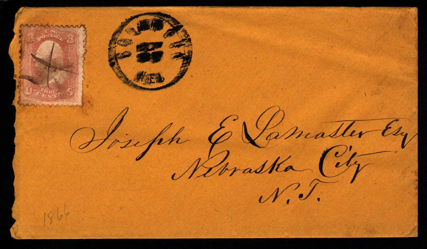 Columbus 1866 11 29