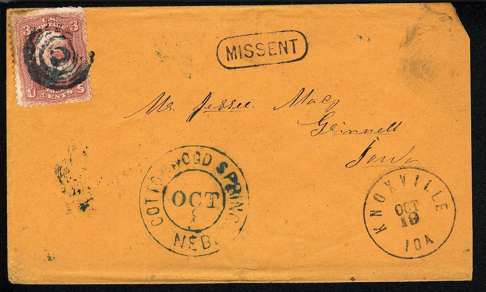 CottonwoodSprings 1863 10 09
