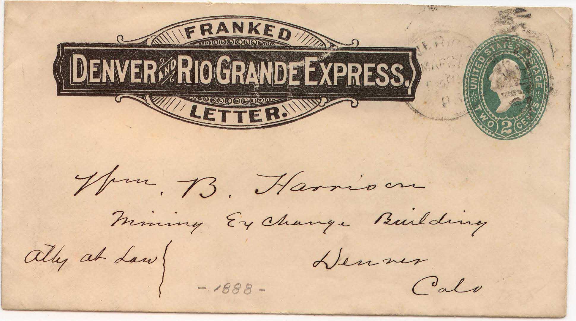 Denver&RioGrande Frank 1888 0903 Mader
