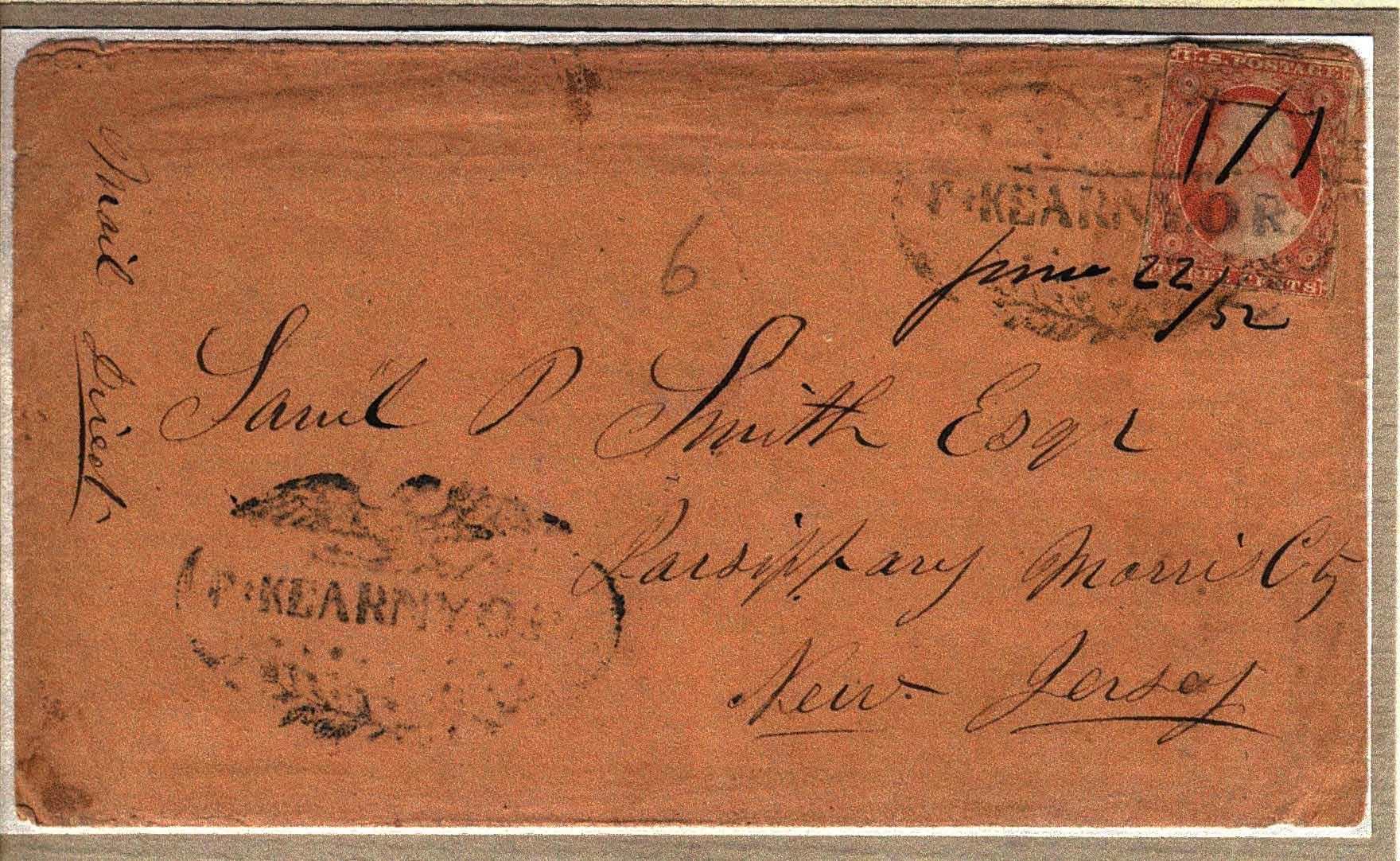 FortKearney 1852 06 22