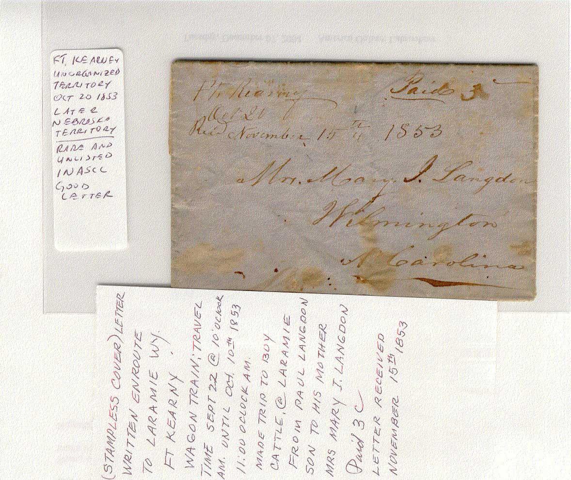 FortKearney 1853 10 20