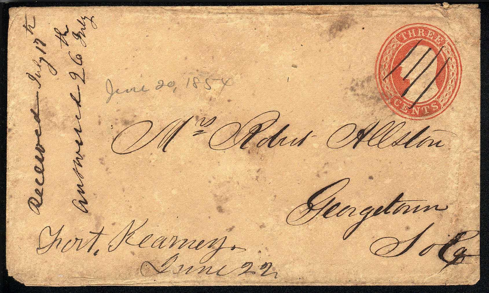 FortKearney 1854 06 22