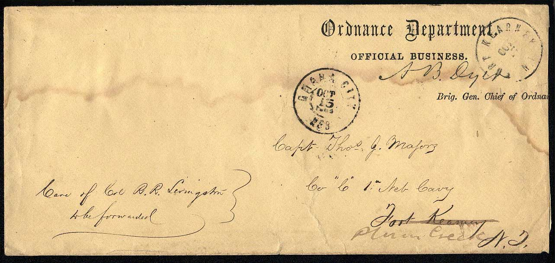 FortKearney 1864 10 17
