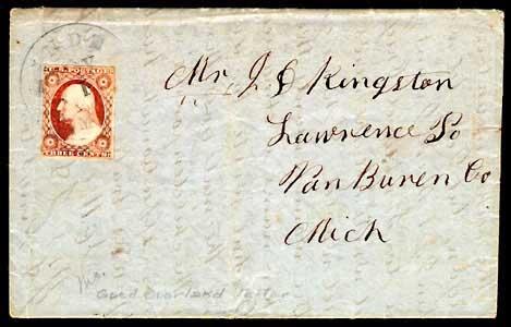 FortKeney 1852 04 25