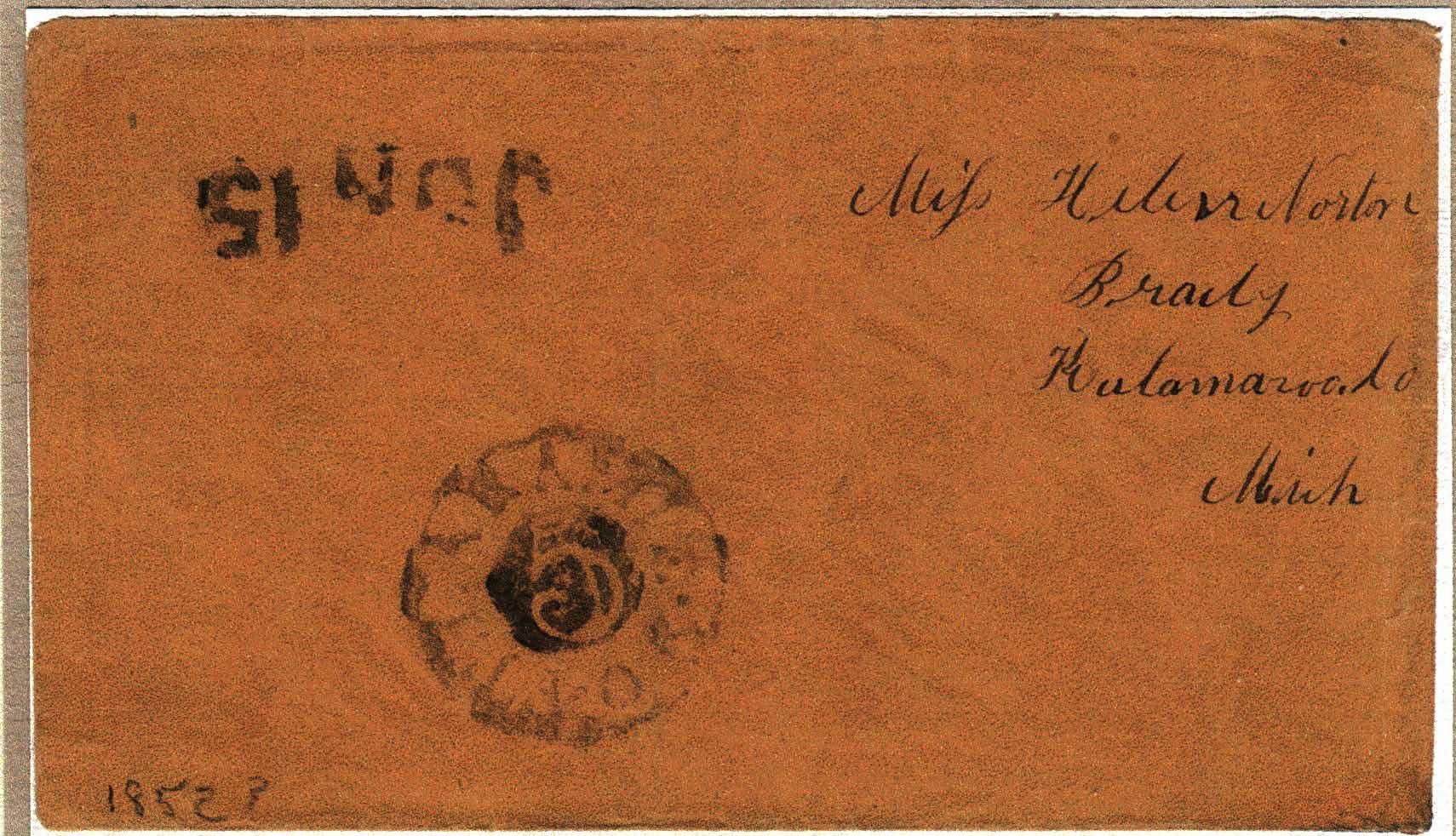 FortLaramie 1852 06 15