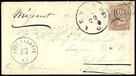 FortLaramie 1864 04 13