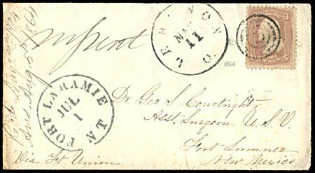FortLaramie 1864 07 01