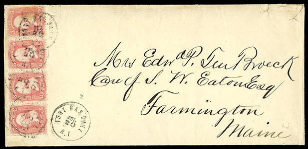 FortRandall 1863 07 20