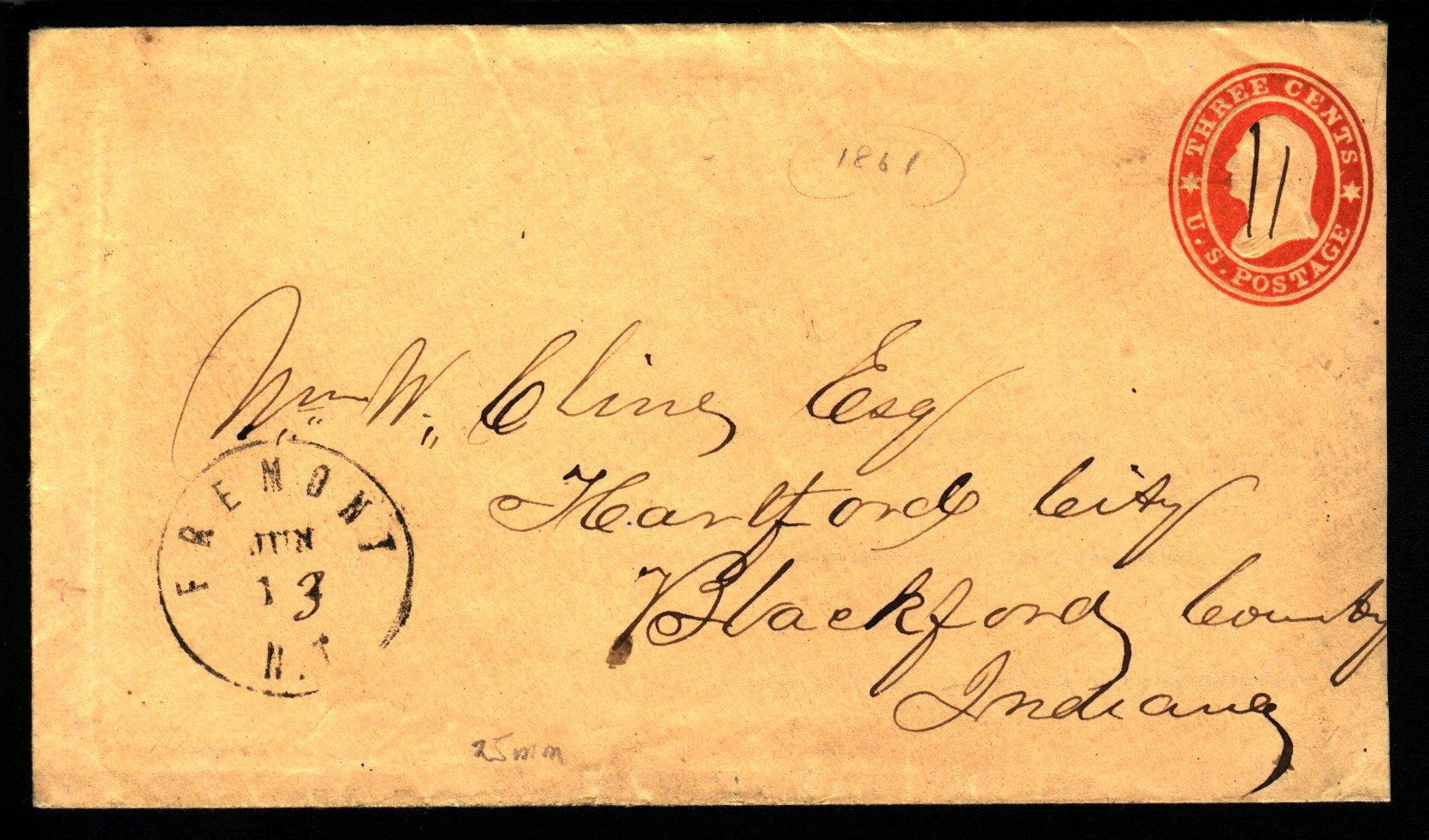 Fremont 1861 06 13
