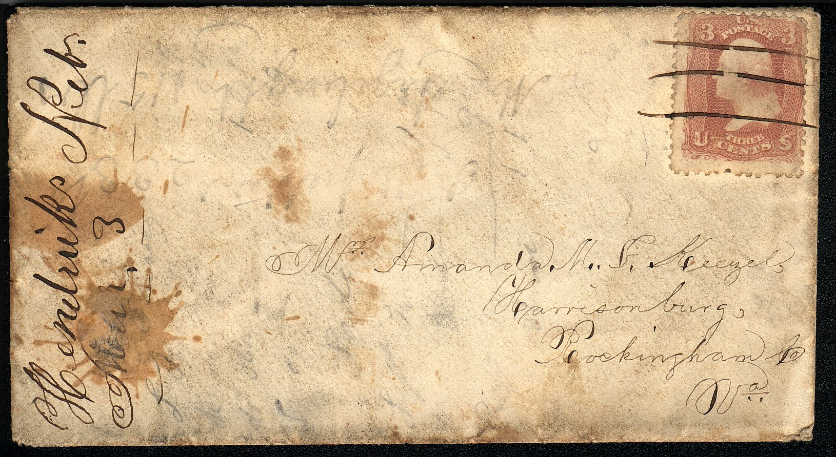 Hendricks 1865 03 03