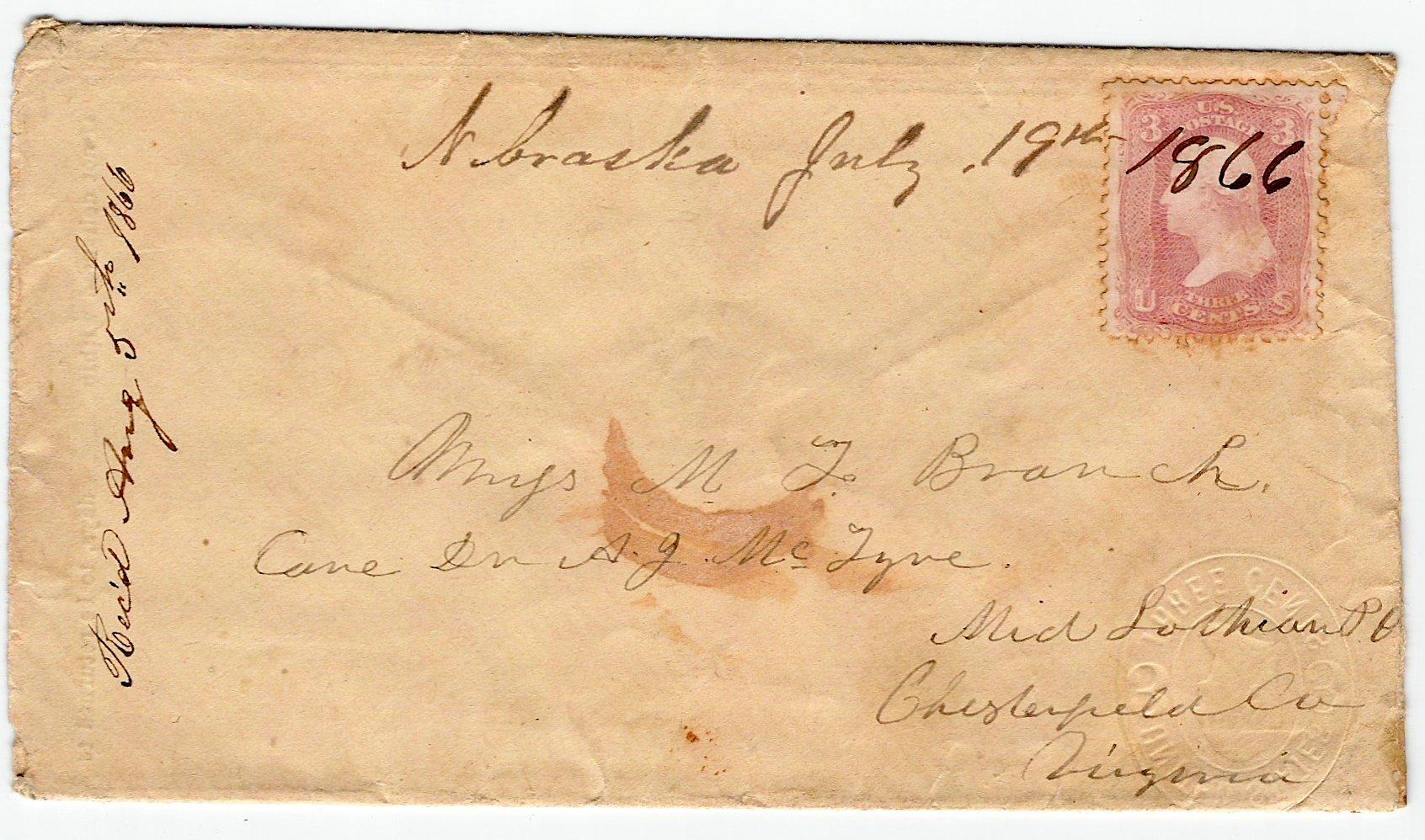 Nebraska 1866 07 19