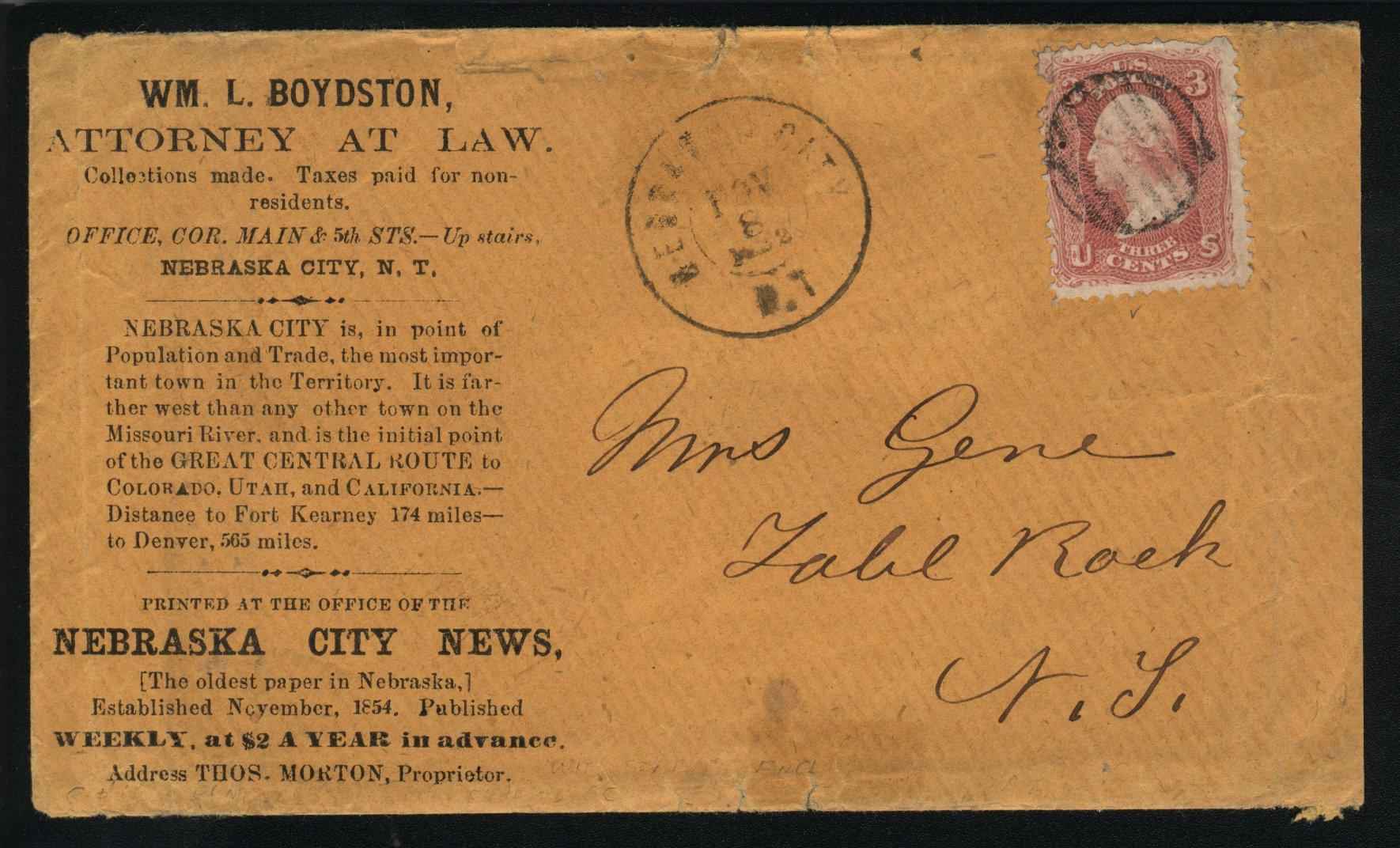 NebraskaCity 1862 11 08