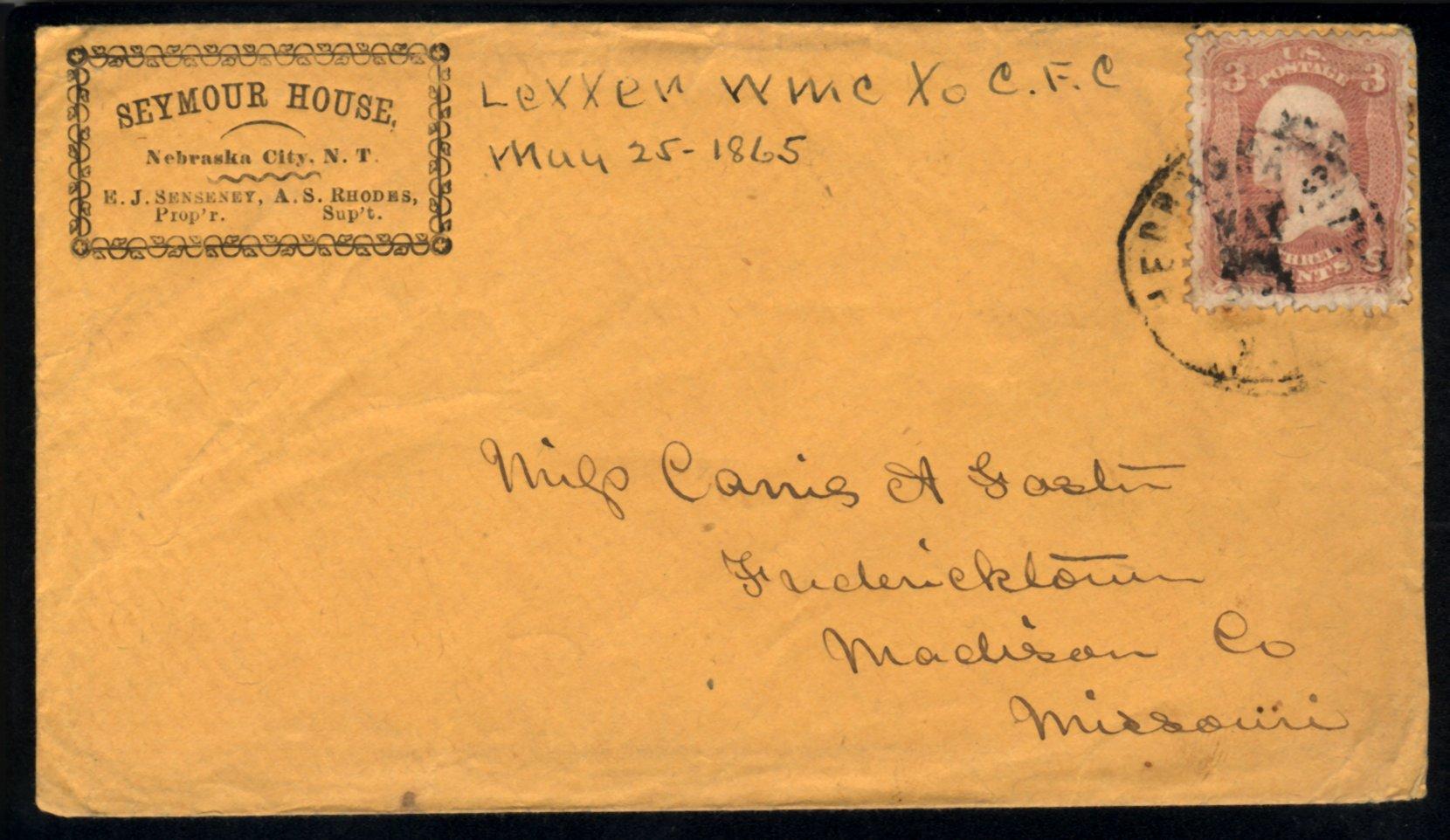 NebraskaCity 1865 05 25