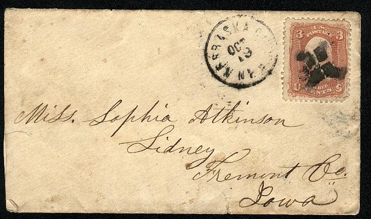 NebraskaCity 1865 10 19