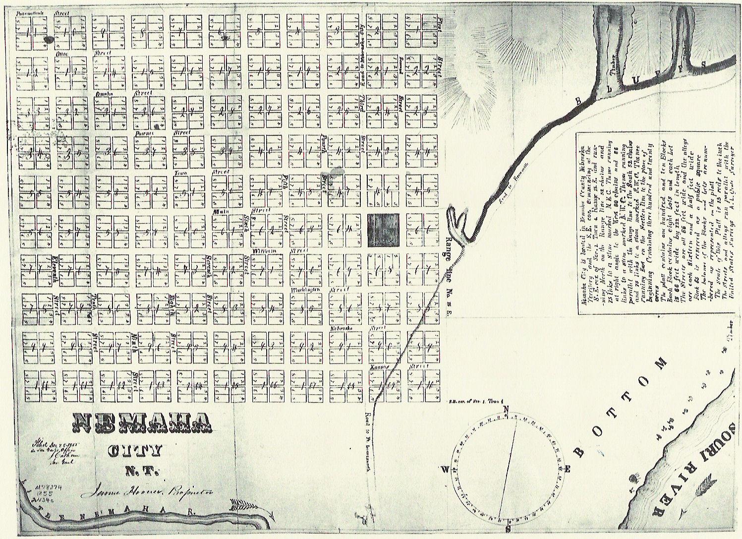 Nehama Map