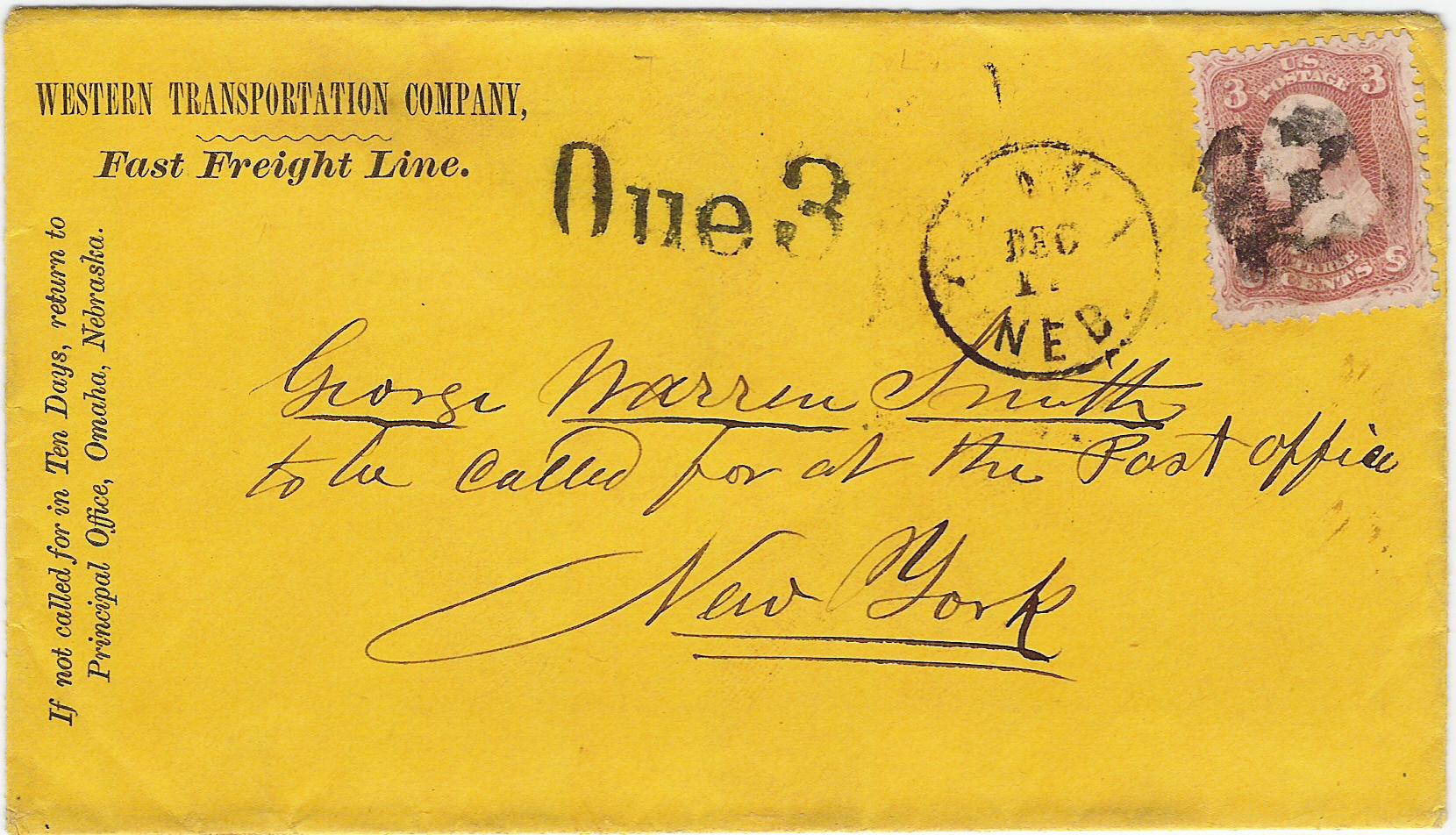 Omaha 1866 12 11