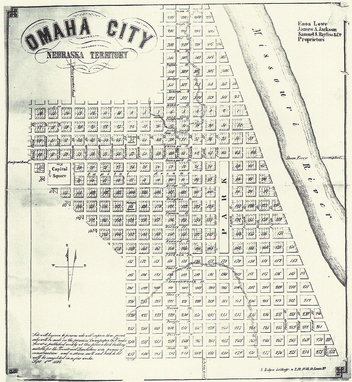OmahaCity Map1