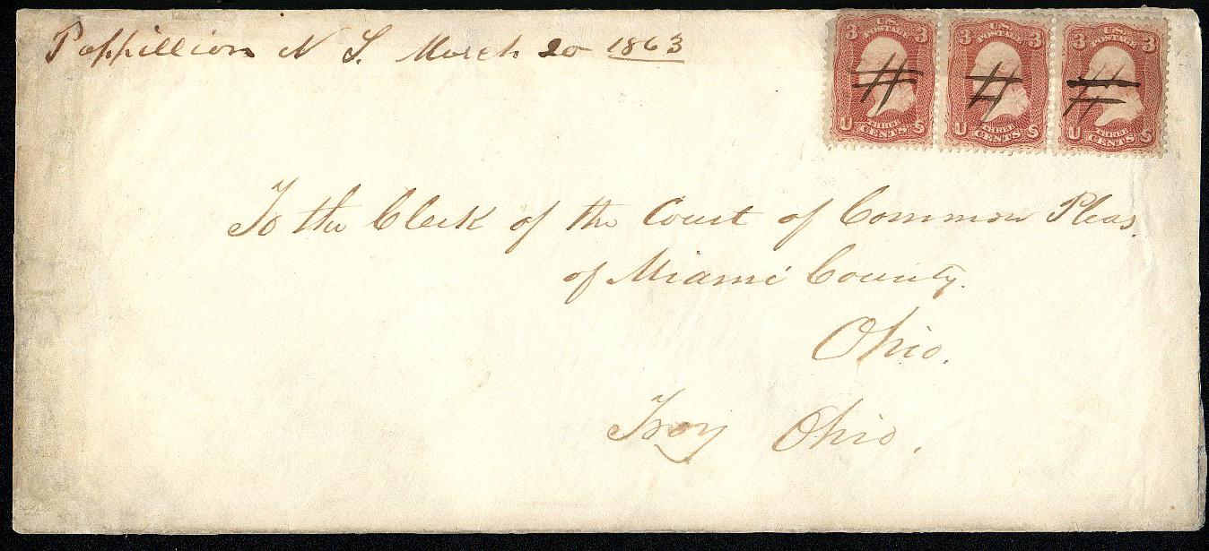 Papillion 1863 03 20