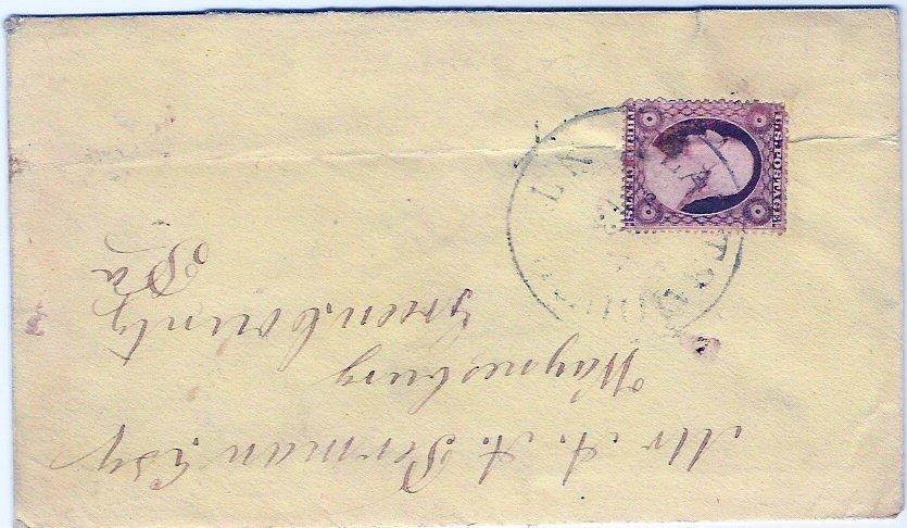 Plattsmouth 1860 01 13
