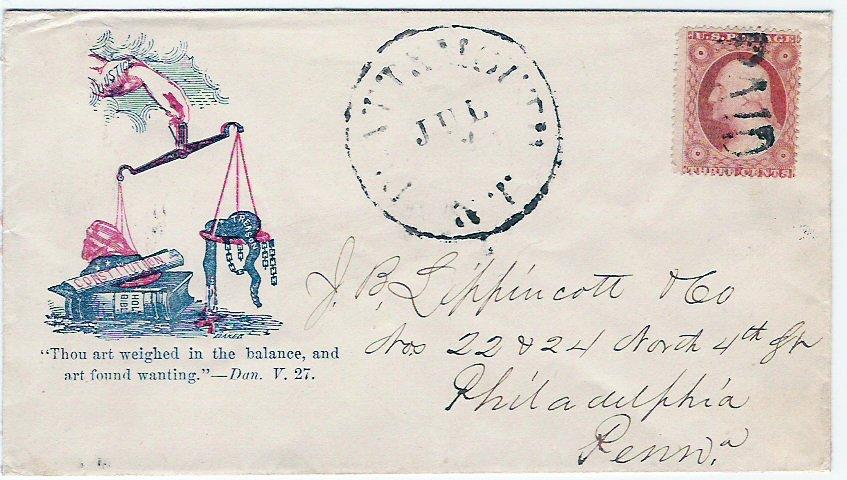 Plattsmouth 1861 07 02 Patriotic