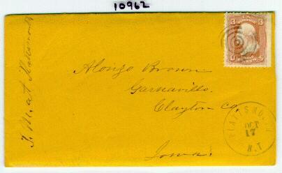 Plattsmouth 1864 10 17