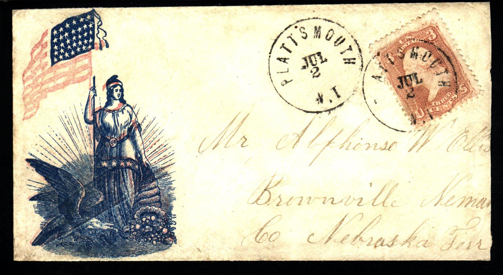 Plattsmouth 1865 07 02