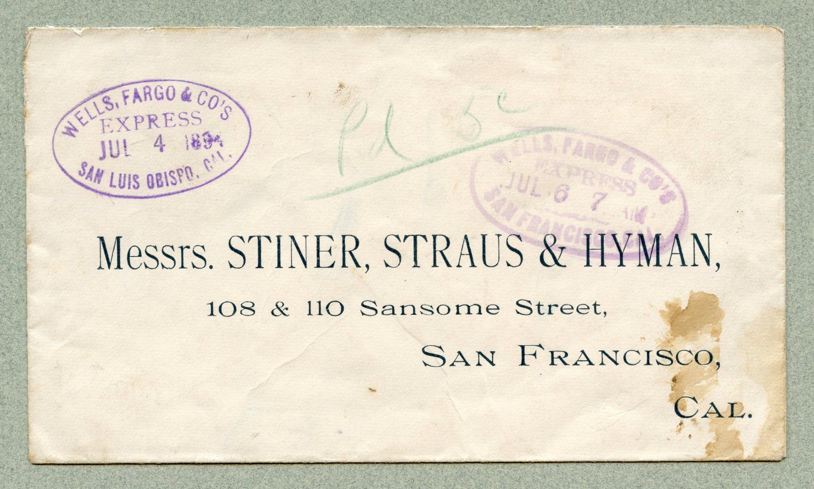 RR Strike 1894 Jul 04 San Luis Obispo